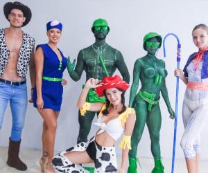 Body Paint - BPC Shows Y Eventos Cancún