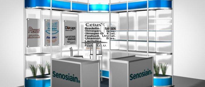 BPC Shows Y Eventos Cancún - Stands Sistema